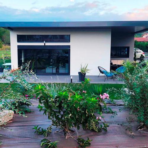 Maison en murs Facibloc