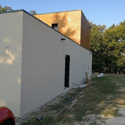 Maison terminée